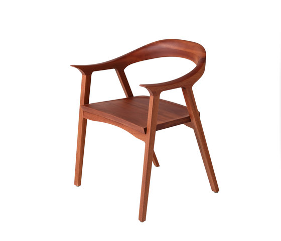 New Legacy Peppe Chair de Stellar Works | Sillas para restaurantes