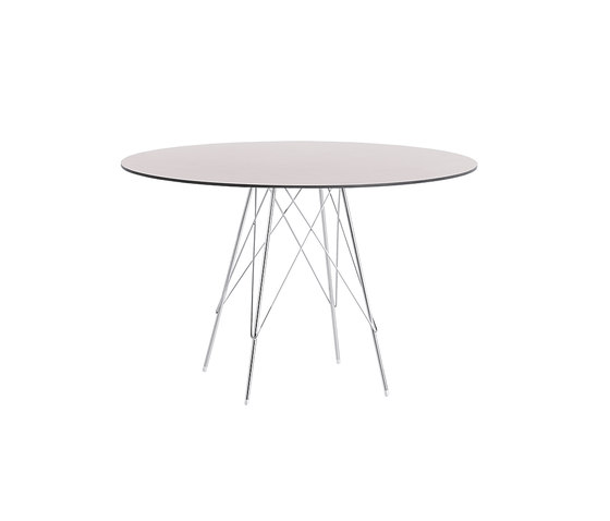 Marilyn round dining table by Point | Dining tables