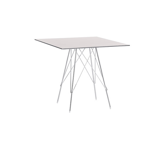 Marilyn square dining table by Point | Dining tables