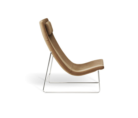 Model 1282 Link | High-Back Chair di Intertime | Poltrone