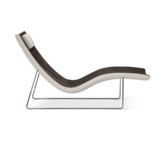Model 1282 Link | Couch di Intertime | Chaise longue