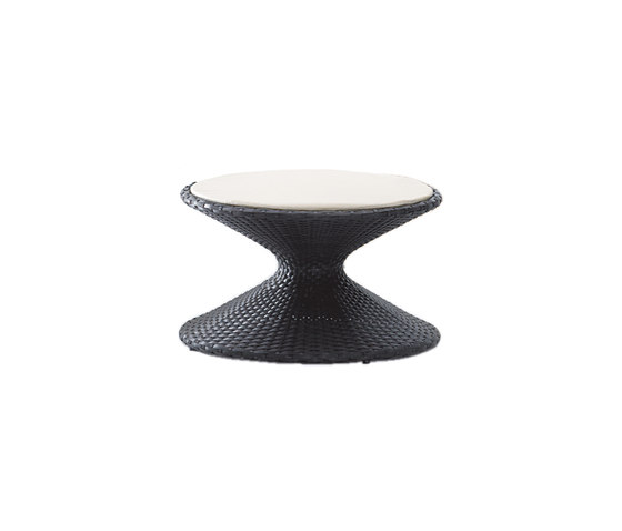 Diabolo foot stool 60 by Point | Garden stools
