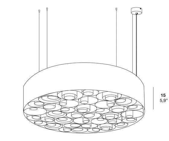 Spiro SG de lzf | Iluminación general