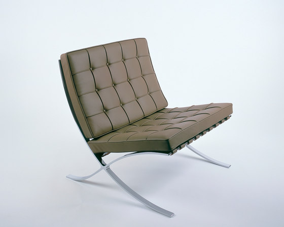 Barcelona Chair von Knoll International | Loungesessel