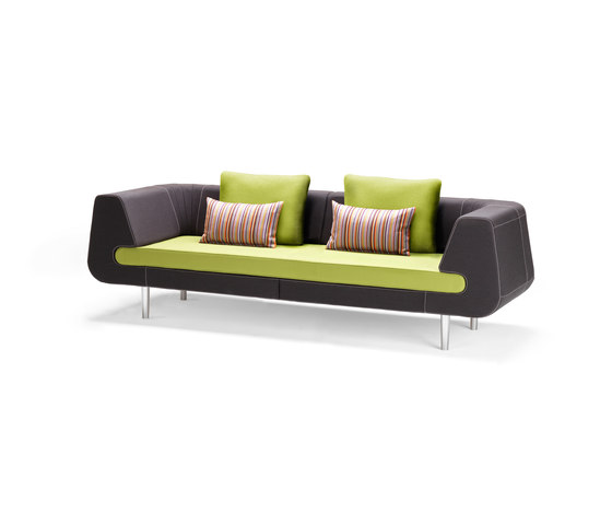 Mirage Sofa di Stouby | Divani lounge