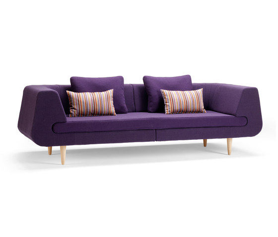 Mirage Sofa de Stouby | Canapés d'attente