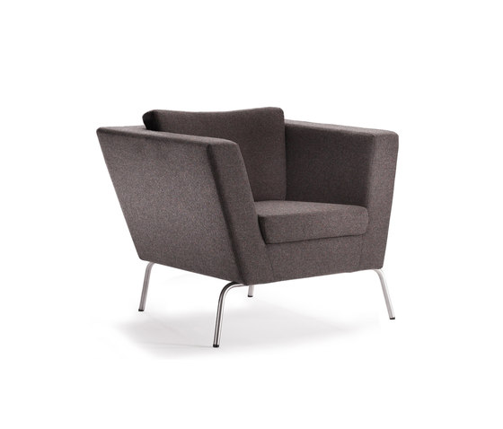 Wide Sessel von Stouby | Loungesessel