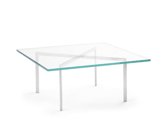 Barcelona Table by Knoll International | Coffee tables