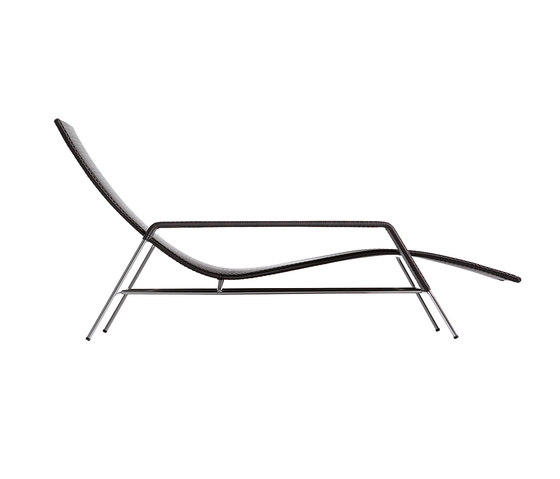 Siesta Sun Bed by Point | Sun loungers