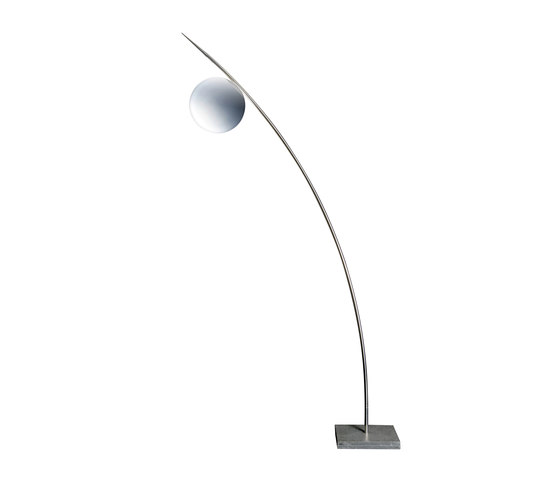 Smoon Drop by BEAU&BIEN | Floor lamps in steel