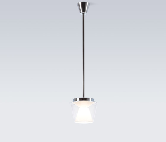 Annex Suspension clear / opal by serien.lighting | General lighting