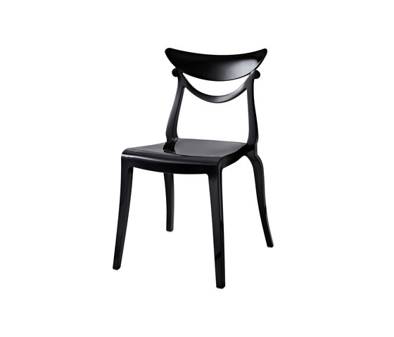 Marlene Chair by ALMA Design | Restaurant chairs