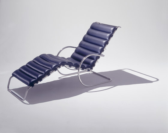 MR Lounge Chaise Longue by Knoll International | Chaise longues