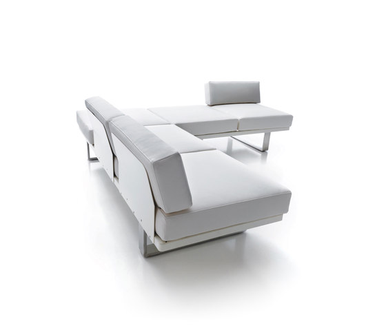 Isola Cossyra sofa de Metalco Home | Sofás de jardín