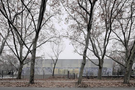 TIMax GL-PlusF | Sporthalle Berlin-Friedrichshagen by Wacotech | Facade design