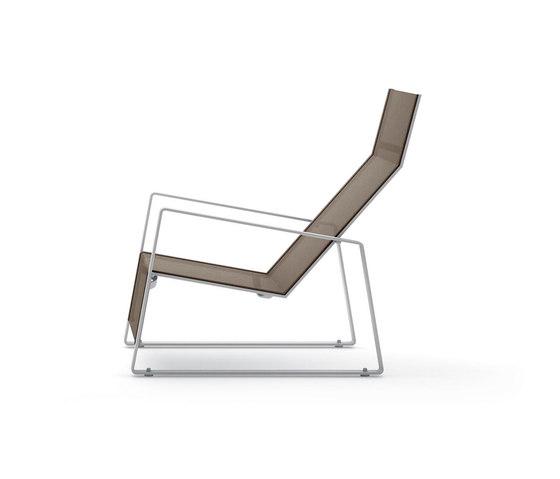 LaPoltrona chaise longue von Metalco Home | Gartensessel
