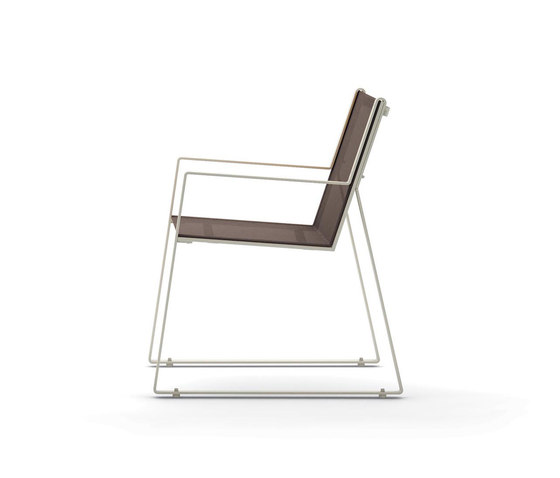 Mister chair by Metalco Home | Garden chairs