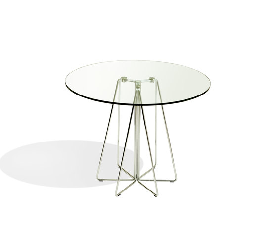 Paperclip Table by Knoll International | Dining tables