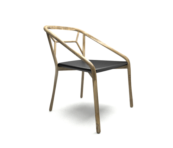 Marnie Armchair de ALMA Design | Fauteuils d'attente