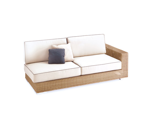 Golf Sofa 3 linkes Modul von Point | Gartensofas