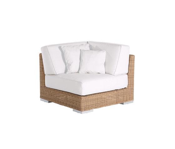 Golf corner modular part by Point | Garden sofas