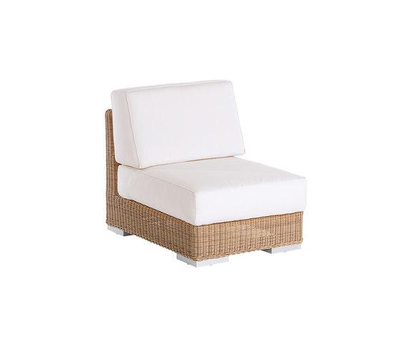 Golf center modular part by Point | Garden armchairs