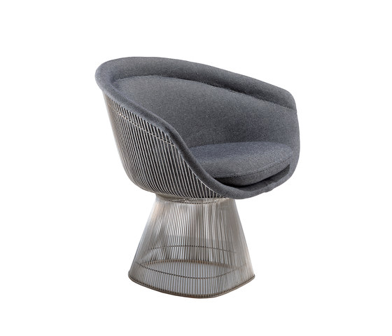 Platner Lounge Sessel von Knoll International | Sessel