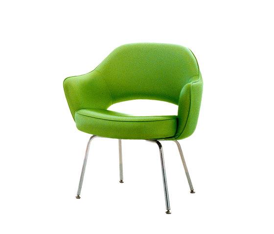 Saarinen Konferenzstuhl von Knoll International | Stühle