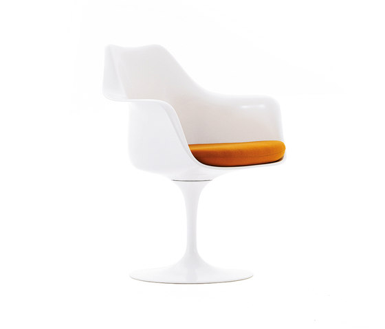 Saarinen Tulipe Chaise de Knoll International | Sièges visiteurs / d'appoint