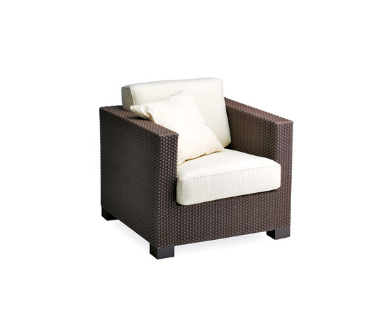 Box arm chair de Point | Fauteuils de jardin