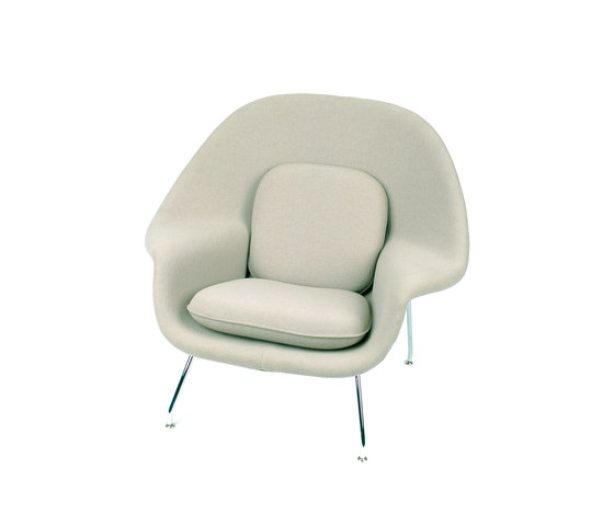 Saarinen Womb Stuhl von Knoll International | Sessel