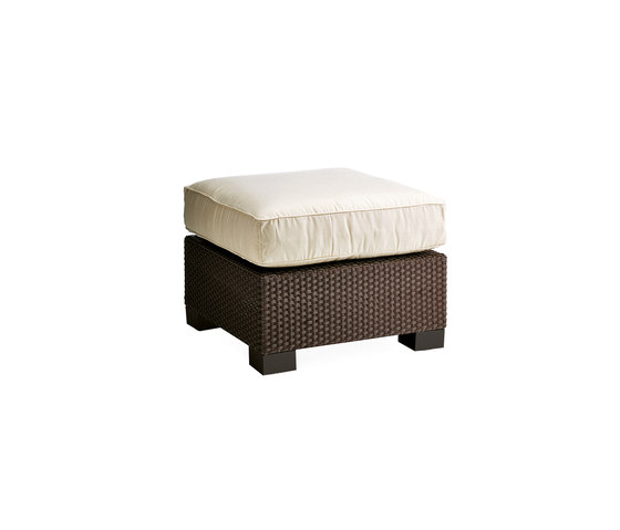 Box foot stool by Point | Garden stools