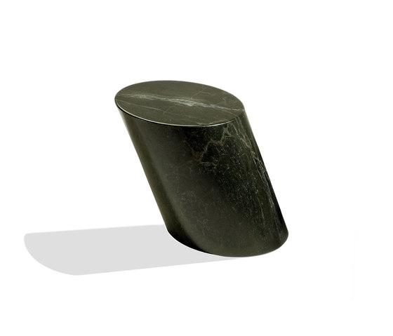 Stump Tavolino di Knoll International | Tavolini d'appoggio