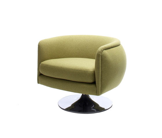 D' Urso Lounge Chair by Knoll International | Lounge chairs