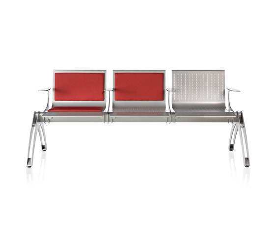 Terminal Bench by ALMA Design | Waiting area benches