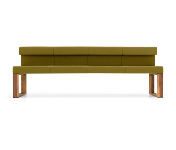 ADESSO Sofa by Girsberger | Waiting area benches