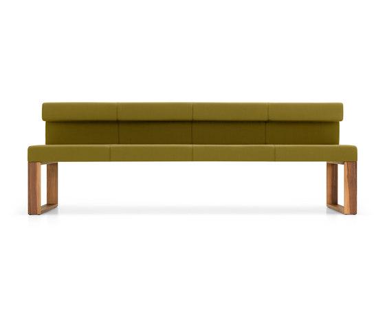 ADESSO Sofa de Girsberger | Bancos de espera