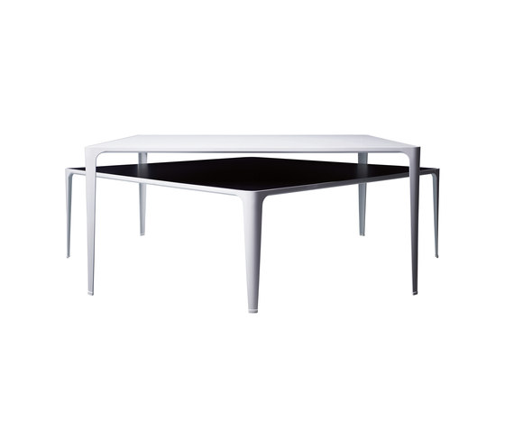 Lime table de Swedese | Mesas de centro