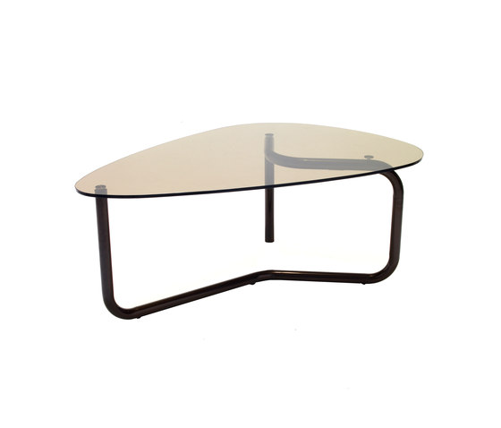 Lovegrove Tri-Oval Table by Knoll International | Lounge tables