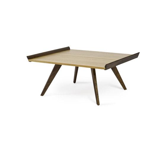 Nakashima Splay-Leg Table & Tray by Knoll International | Coffee tables