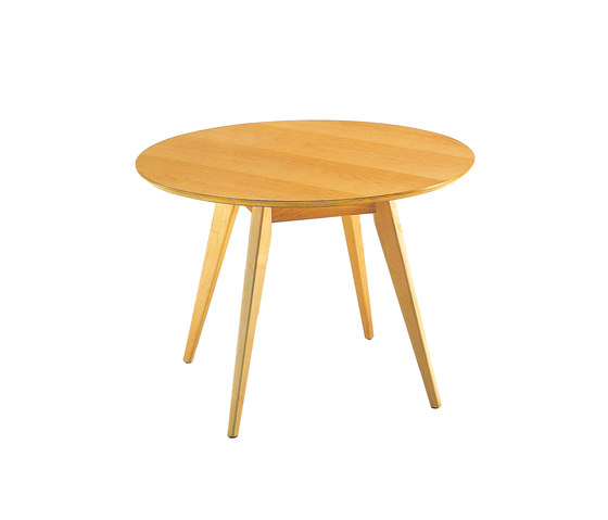 Risom Table by Knoll International | Dining tables