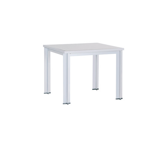 Jazz square dining table by Point | Dining tables