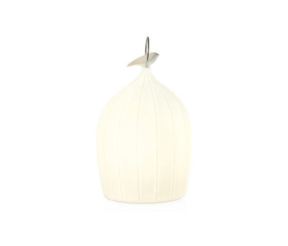 SmoonCage Porcelaine Of Limoges by BEAU&BIEN | Table lamps in ceramic/porcelain