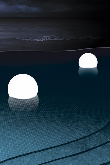 Water Smoon by BEAU&BIEN | LED-lights