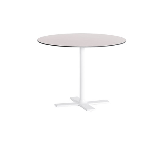 Colors round table 80 by Point | Dining tables