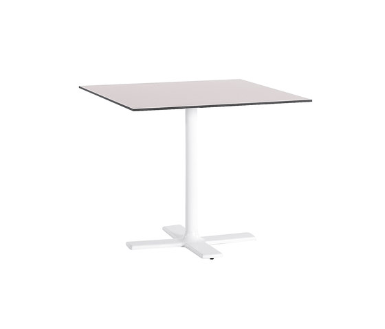 Colors square table 80 by Point | Dining tables