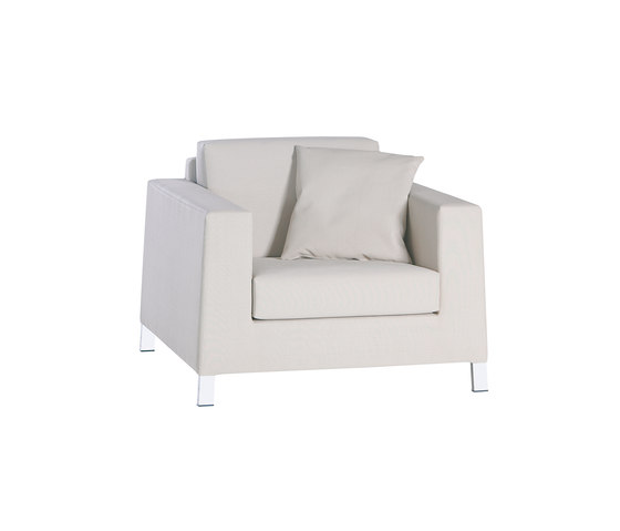 Jazz Armchair by Point | Garden armchairs