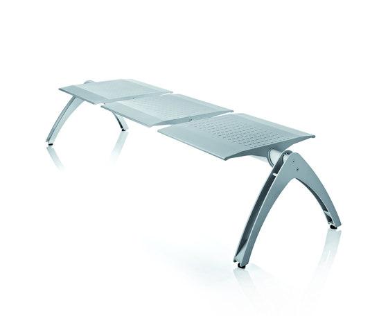 Terminal Sitzbank von ALMA Design | Sitzbänke
