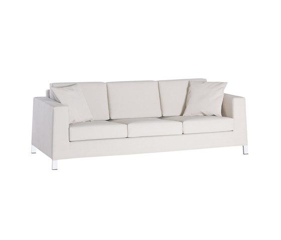 Jazz sofa 3 by Point | Garden sofas