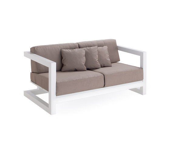 Weekend sofa 2 de Point | Sofas de jardin